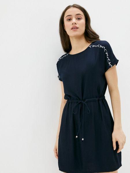 Синее платье Top Secret