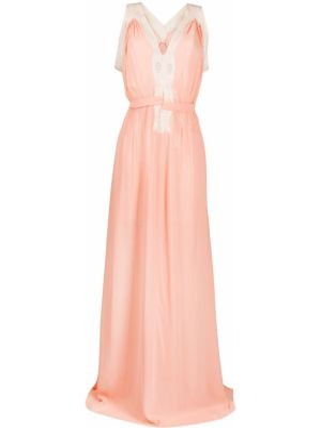 Платье розовое винтажная A.n.g.e.l.o. Vintage Cult