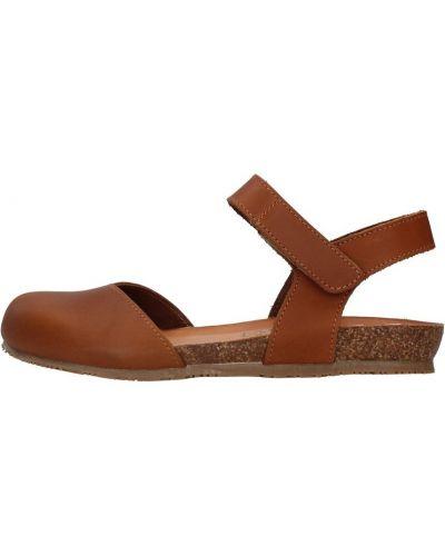 Brązowe sandały Bionatura