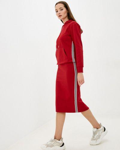 Костюмный красный костюм Winzor