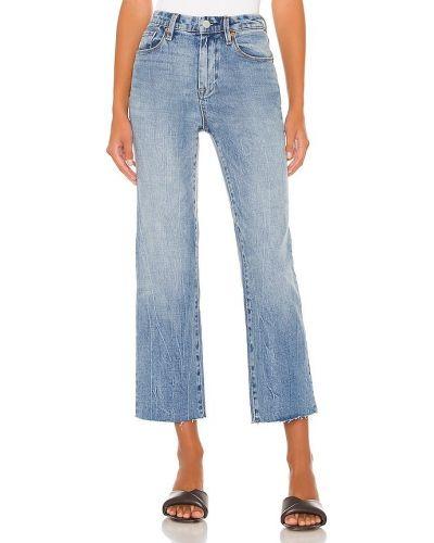 Niebieskie jeansy Blanknyc