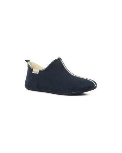 Тапочки синие темно-синий La Maison De L'espadrille