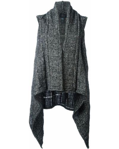 Пальто шерстяное без рукавов Lost & Found Ria Dunn