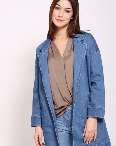 Пиджак с воротником с запахом с длинными рукавами Pezzo