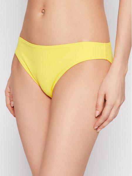 Żółty bikini Calvin Klein Swimwear
