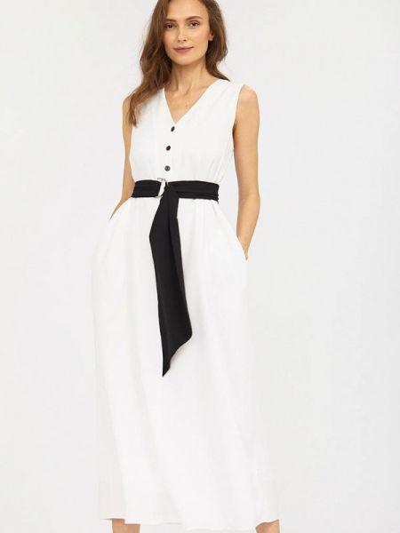 Белое платье Charuel