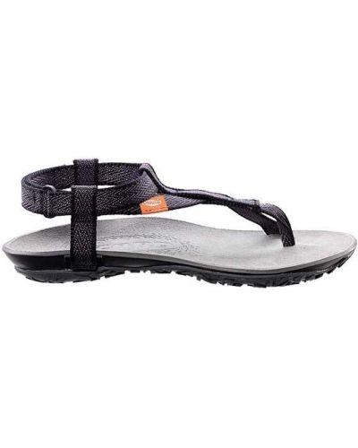 Спортивные сандалии серые Lizard