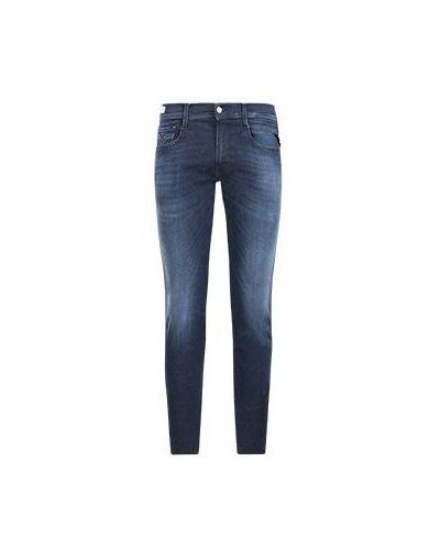 Повседневные синие джинсы Replay