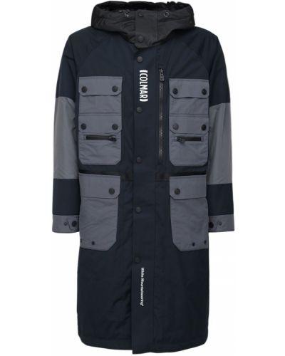 Czarny płaszcz Colmar Originals