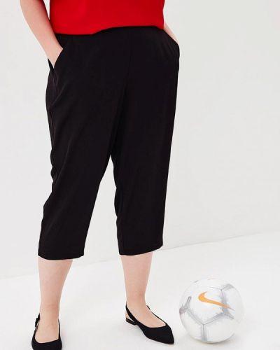 Черные брюки прямые Evans