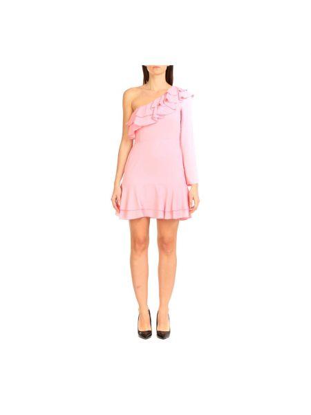 Różowa sukienka Alessia Santi