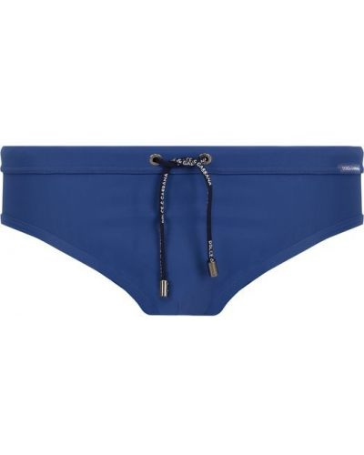 Плавки синие Dolce & Gabbana