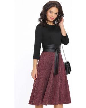 Платье с поясом платье-сарафан Dstrend