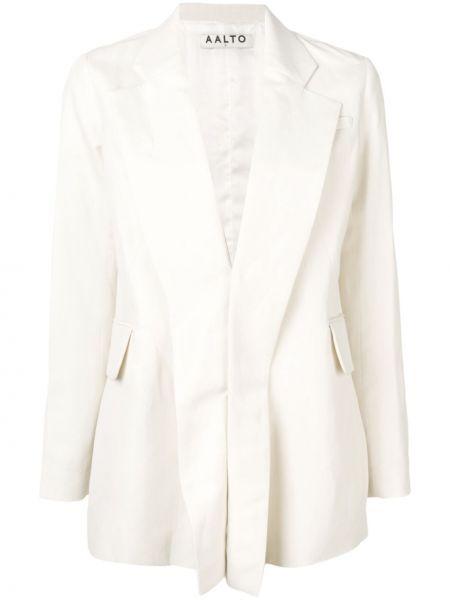 Удлиненный пиджак свободного кроя Aalto