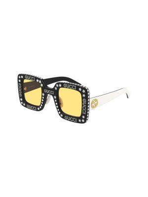 Okulary - białe Gucci