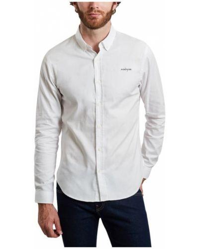 Koszula oxford bawełniana Maison Labiche