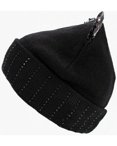 Черная шапка Acoola