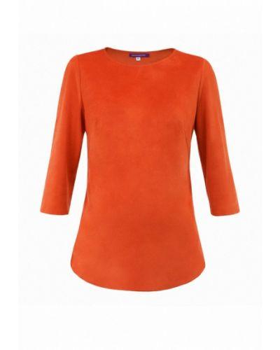 Оранжевая блузка Mona Moon
