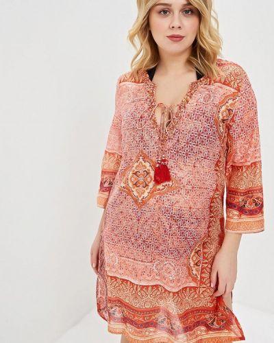 Красное платье Venera