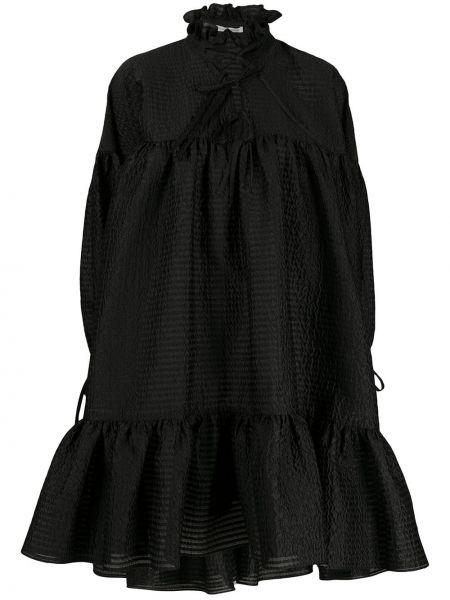 Sukienka z długim rękawem przeoczenie Cecilie Bahnsen