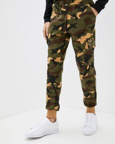 Зеленые спортивные брюки Aarhon