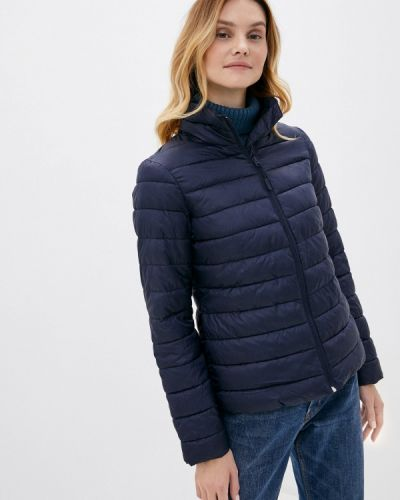 Утепленная синяя куртка Springfield