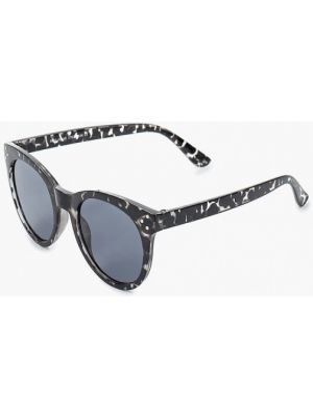 Муслиновые черные солнцезащитные очки Marks & Spencer