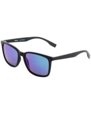 Облегченные серые спортивные солнцезащитные очки с завязками Kappa