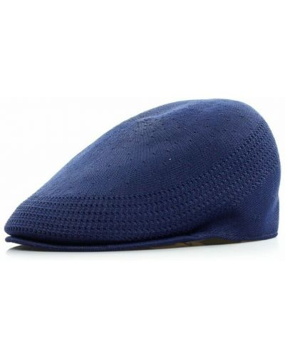 Niebieska czapka beanie Kangol