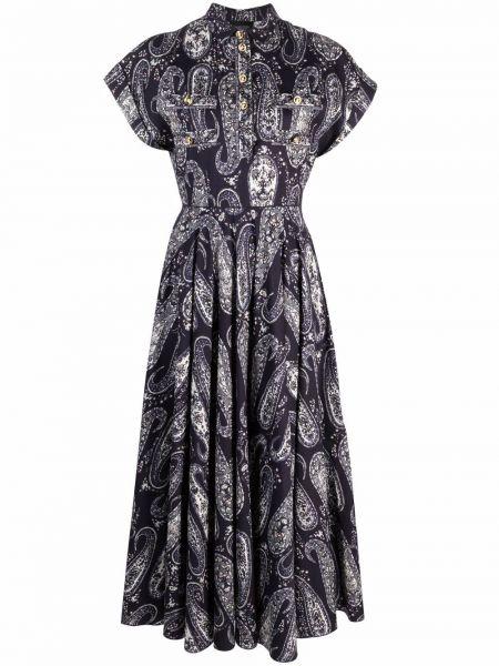 Платье макси длинное - белое Giambattista Valli