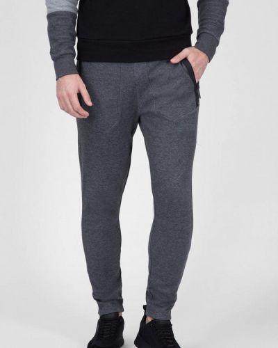 Спортивные брюки серые Preppy