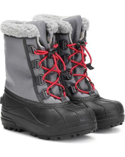 Ciepłe ankle boots Sorel Kids