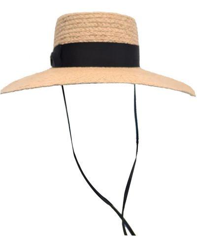 Beżowa czapka ácheval Pampa
