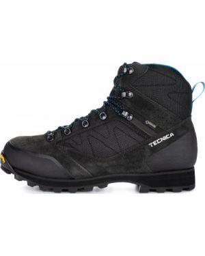 Кожаные ботинки легкие спортивные Tecnica