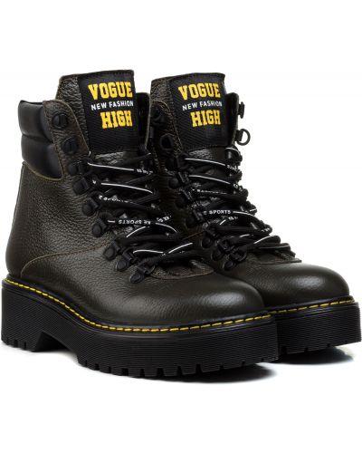 Ботинки - хаки Teona