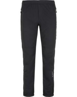 Спортивные брюки утепленные черные Madshus