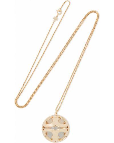 Ожерелье золотое Tory Burch
