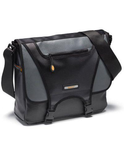 Спортивная сумка текстильная мессенджер Ecco