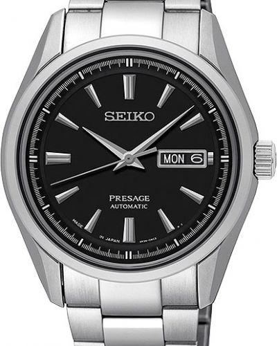 Часы водонепроницаемые механические Seiko