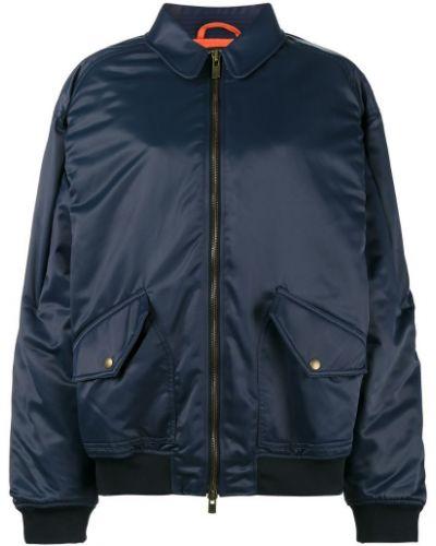 Синяя куртка хлопковая Y Project