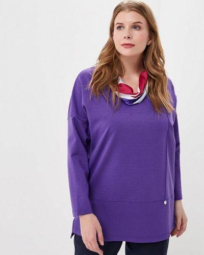 Фиолетовый джемпер Lina