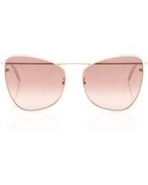 Муслиновые солнцезащитные очки Alexander Mcqueen