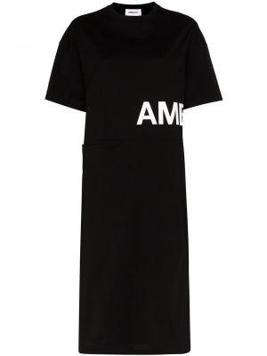 Платье мини футболка со вставками Ambush