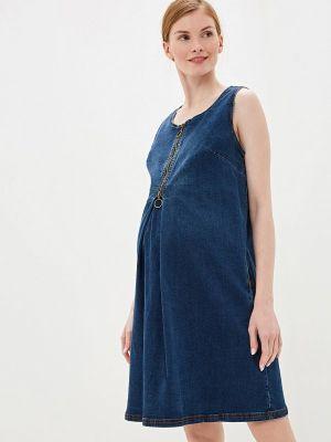 Джинсовое платье Budumamoy