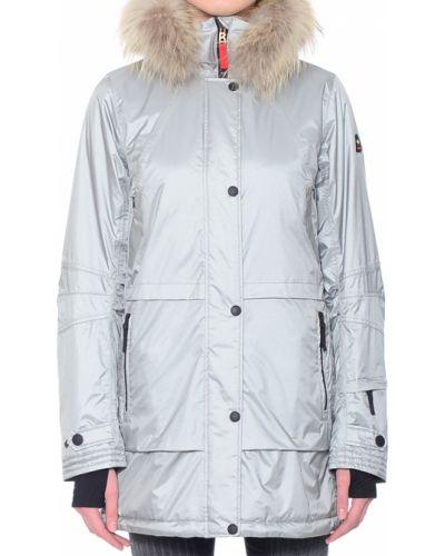 Куртка осенняя серая Bogner