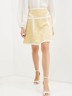 Желтая юбка Shovsvaro