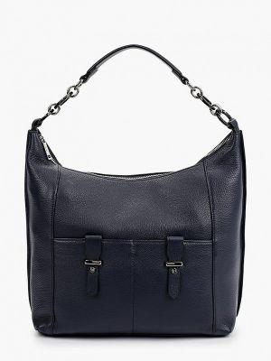 Синяя зимняя сумка Labbra