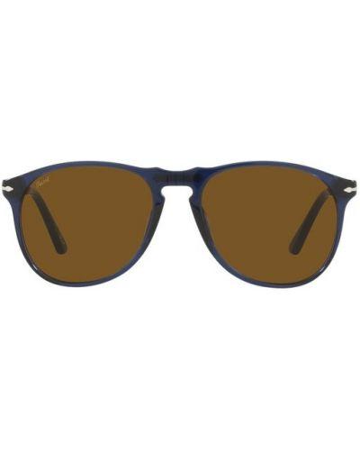 Niebieskie okulary Persol