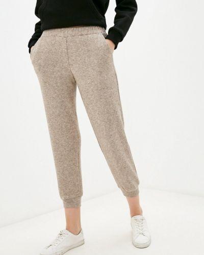 Бежевые брюки Imperial