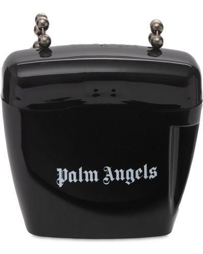 Маленькая сумка металлическая Palm Angels